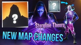 Is This The Road Trip Skin? Fortnite Patch 5.2 All Map Changes - Season 5 Storyline Theories