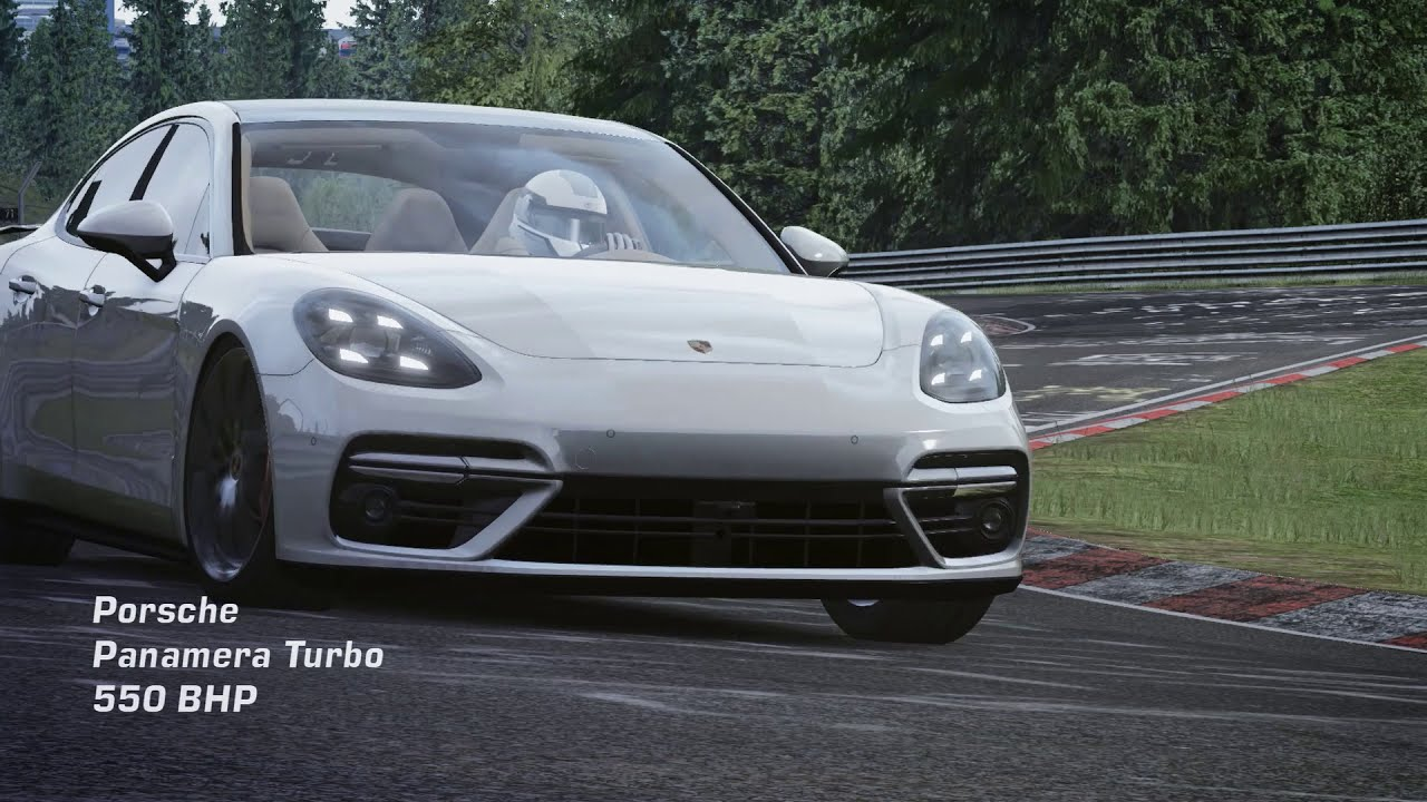 Assetto Corsa all 178 cars showcase - ordered by power