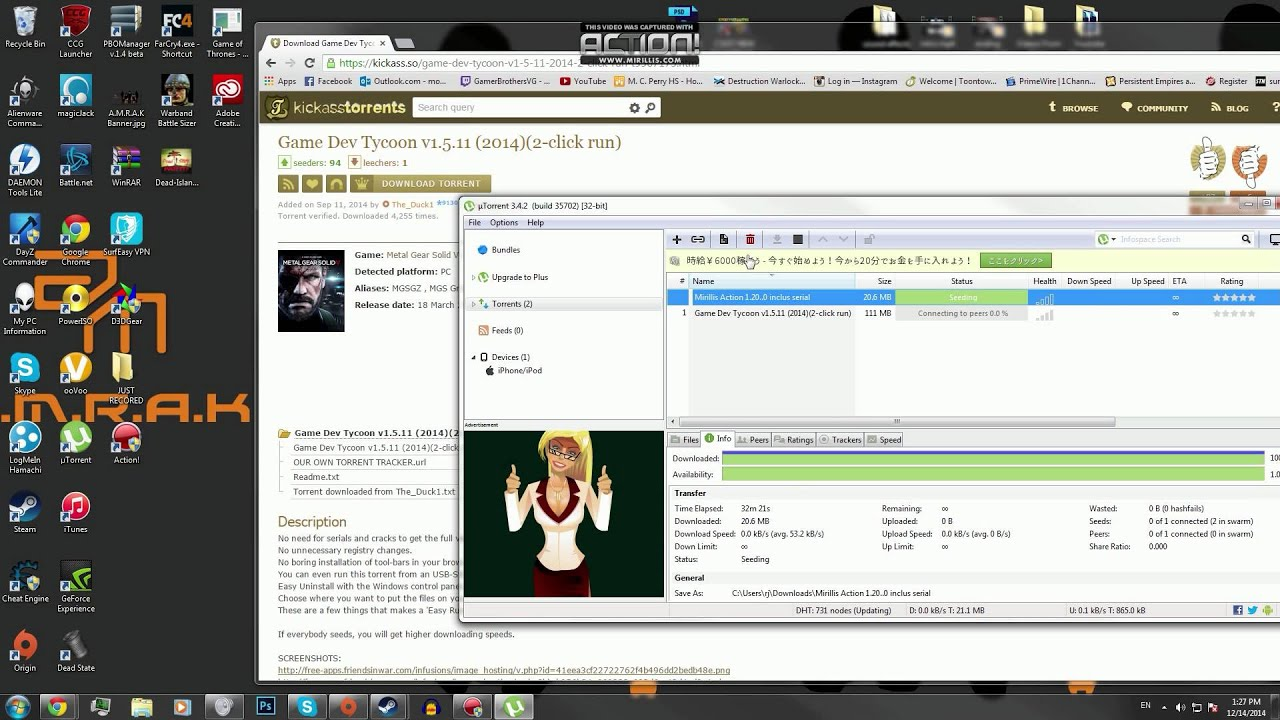 how to download from piratebay using utorrent