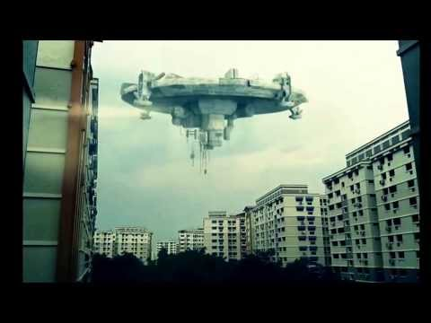 Breaking news(Singapore UFO)