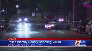 Police Identify Providence Shooting Victim