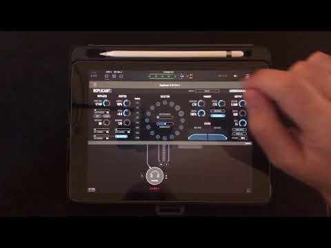 Replicant 2 for iPad