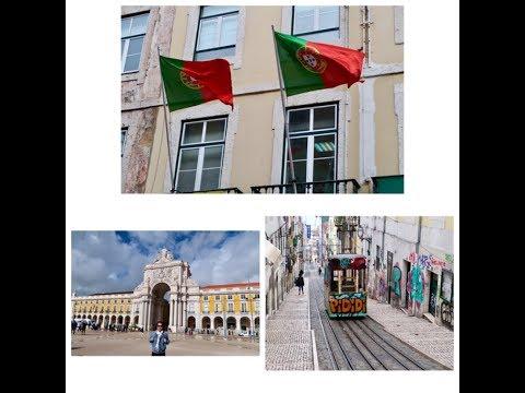 Lisbon, Sintra And Cascais, Portugal Travel Vlog