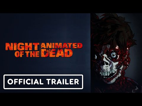 Night of the Animated Dead: Exclusive Official Trailer (2021) Josh Duhamel, Katee Sackhoff