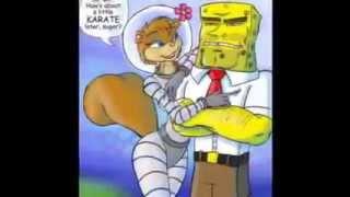 Sponge Bob loves Sandy 2015 سبونج بوب يحب ساندي