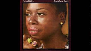 Esther Phillips - You Could Have Had Me, Baby