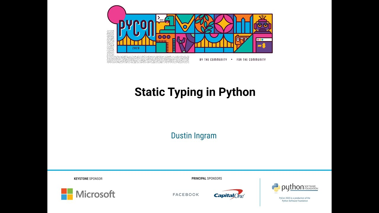 Image from Static Typing in Python