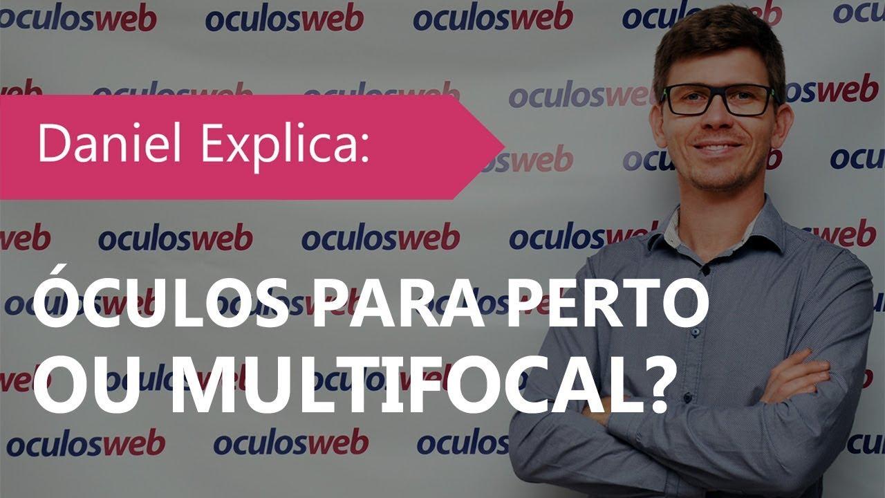 de5e88d61 Óculos só para Perto ou Multifocal ? Entenda a Diferença. - YouTube