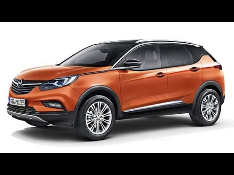 nuevo opel crossland x todas sus recreaciones youtube. Black Bedroom Furniture Sets. Home Design Ideas