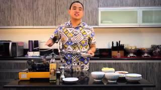 George Kawachi's Shrimp And Crab Roe Pasta