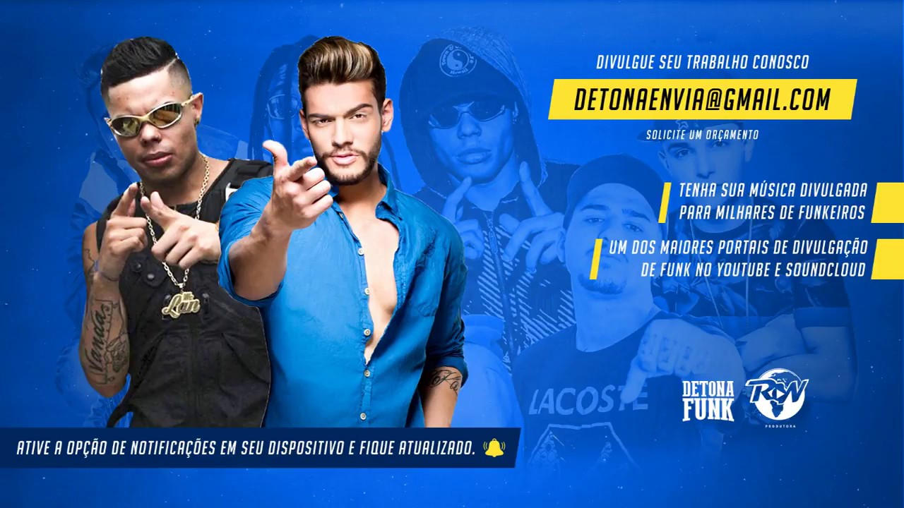MC Lan e Lucas Lucco -  Ta Chegando a Hora 2017