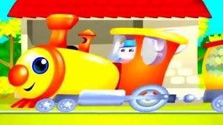 Детские песенки из мультфильмов Паровоз Букашка