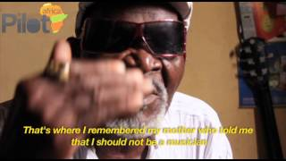 Behind the music with Highlife legend Fatai Rolling Dollar