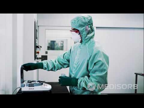 Как выглядит фармацевтическое производство: компания Медисорб
