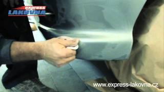 Express Lakovna - oprava laku za 1 hodinu