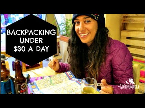 LIVING UNDER $30 A DAY - LA PAZ, BOLIVIA