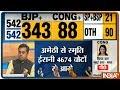Lok Sabha Election Result 2019: Amethi से लगातार पीछे चल रहे हैं Rahul Gandhi