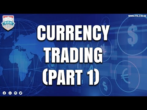 Spot currency market
