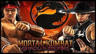 Mortal Kombat Shaolin Monks (MULTIPLAYER/HARD) Completo HD 60Fps