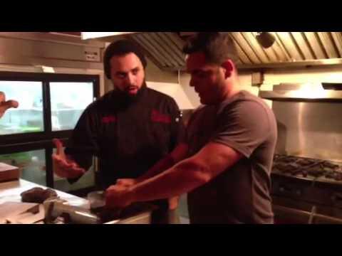 Chef Tino & Chef Steven McQueeny