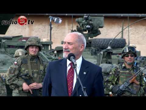 Wizyta szefa NATO
