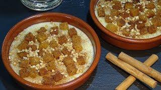 Receta Riquísimo postre tradicional, Gachas Dulces (Poleá o Espoleá) - Recetas de cocina