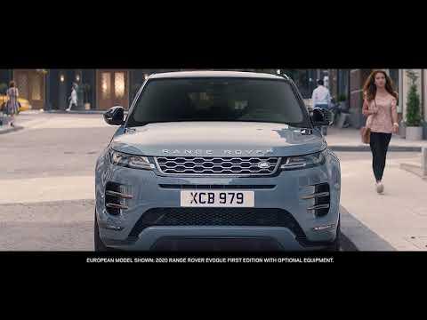 New 2020 Range Rover Evoque | Exterior Design