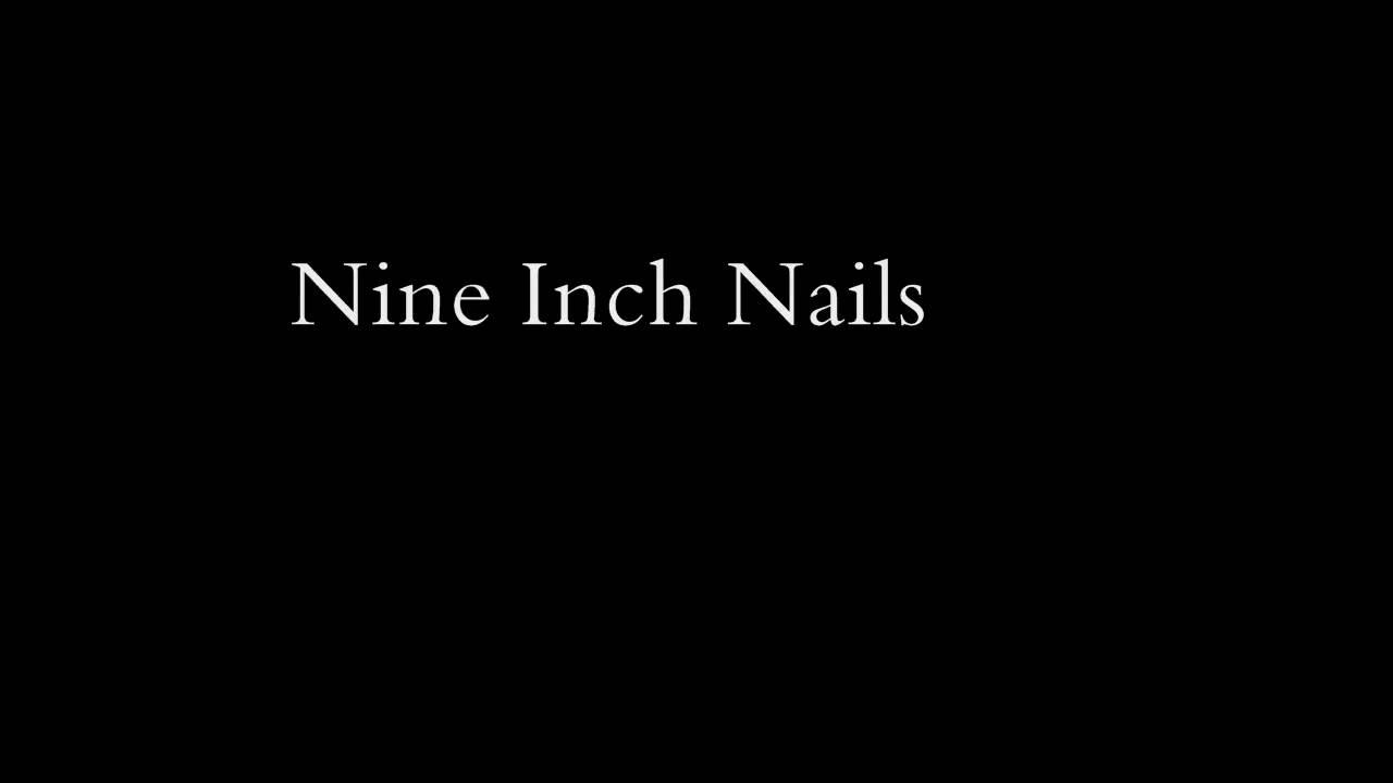 Nine Inch Nails - Closer [Instrumental] - YouTube