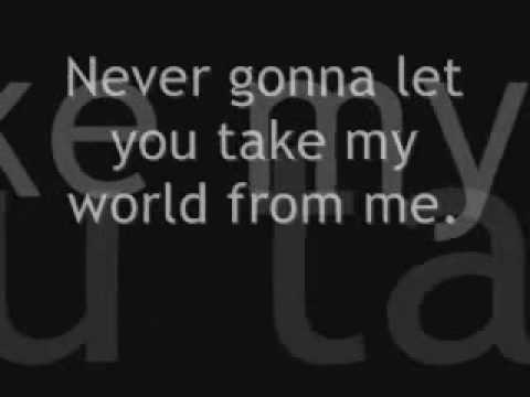 Chris daughtry - All these lives lyrics mp3
