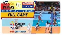 PVL OC 2018: BanKo-Perlas vs. Ateneo-Motolite | Full Game | 1st Set | October 7, 2018