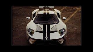 Смотреть видео Ford GT, который марка запретила продавать, снова выставили на торги — Новости — Motor онлайн