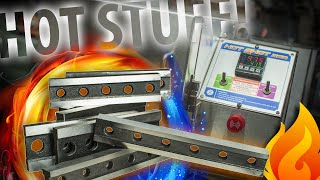 FIRE!  Tool Steel & The Hot Shot 360
