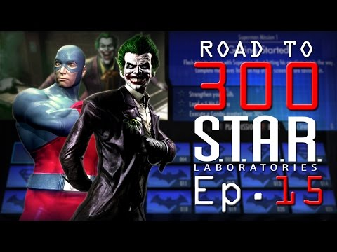 Road to 300 - Ep.15 - Joker, & Atom (S.T.A.R. Labs Mission 141-150)