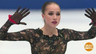 Алина Загитова vs Евгения Медведева Мы растопим этот лед Доброе утро Фрагмент от 01 02 2021
