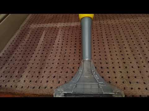 Karcher puzzi 10/2 carpet cleaner