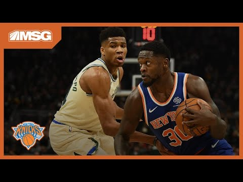 Why the New York Knicks made a point guard change vs. the Bucks