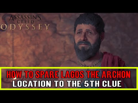 Assassin's Creed Odyssey How to Spare Lagos the Archon - Peloponnesian League