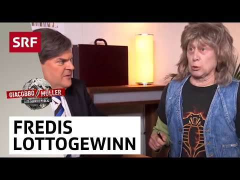 Fredis Lottogewinn  Giacobbo  Müller