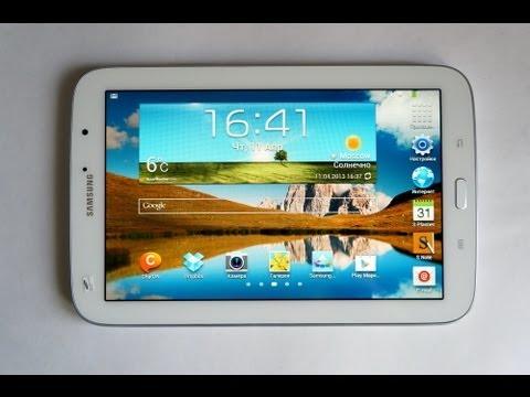 Обзор Samsung Galaxy Note 8.0 (review): тесты, игры, интерфейс и приложения