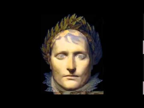 Depiction of Napoleon Bonaparte's Face