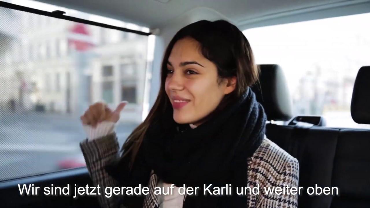 Nilam Farooq Abschied Von Der Soko Leipzig Ein Tag Mit Nilam