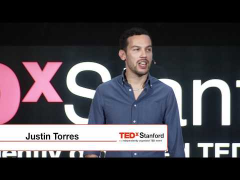 """My story, and """"We the animals"""": Justin Torres at TEDxStanford"""