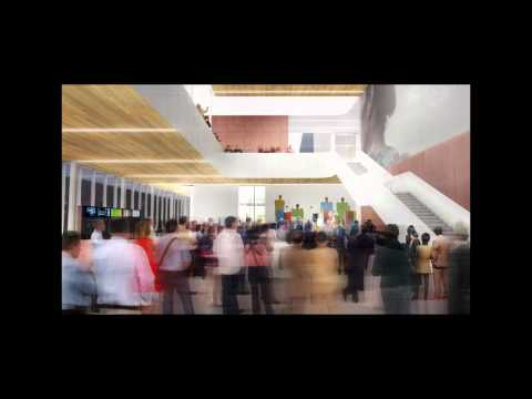Virtual tour of the new Art Gallery of Saskatchewan