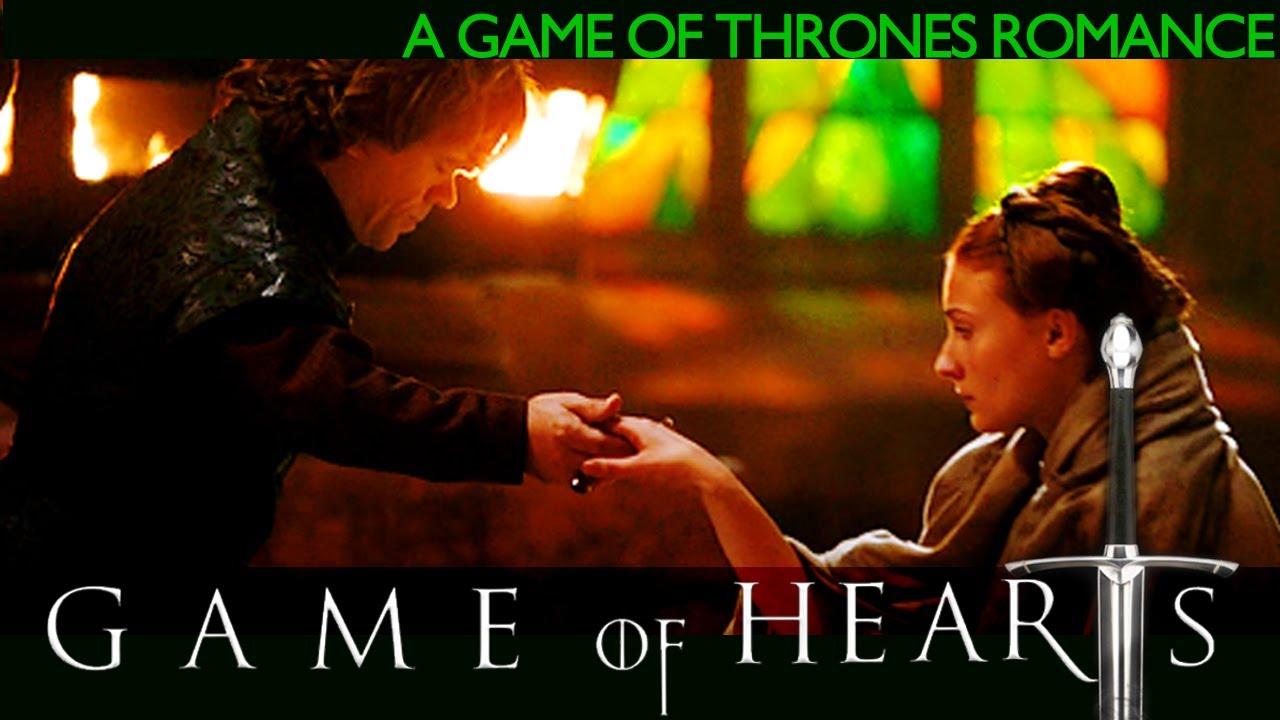 """Game of Hearts"" - Game of Thrones Sansa & Tyrion Rom-Com Trailer Parody"