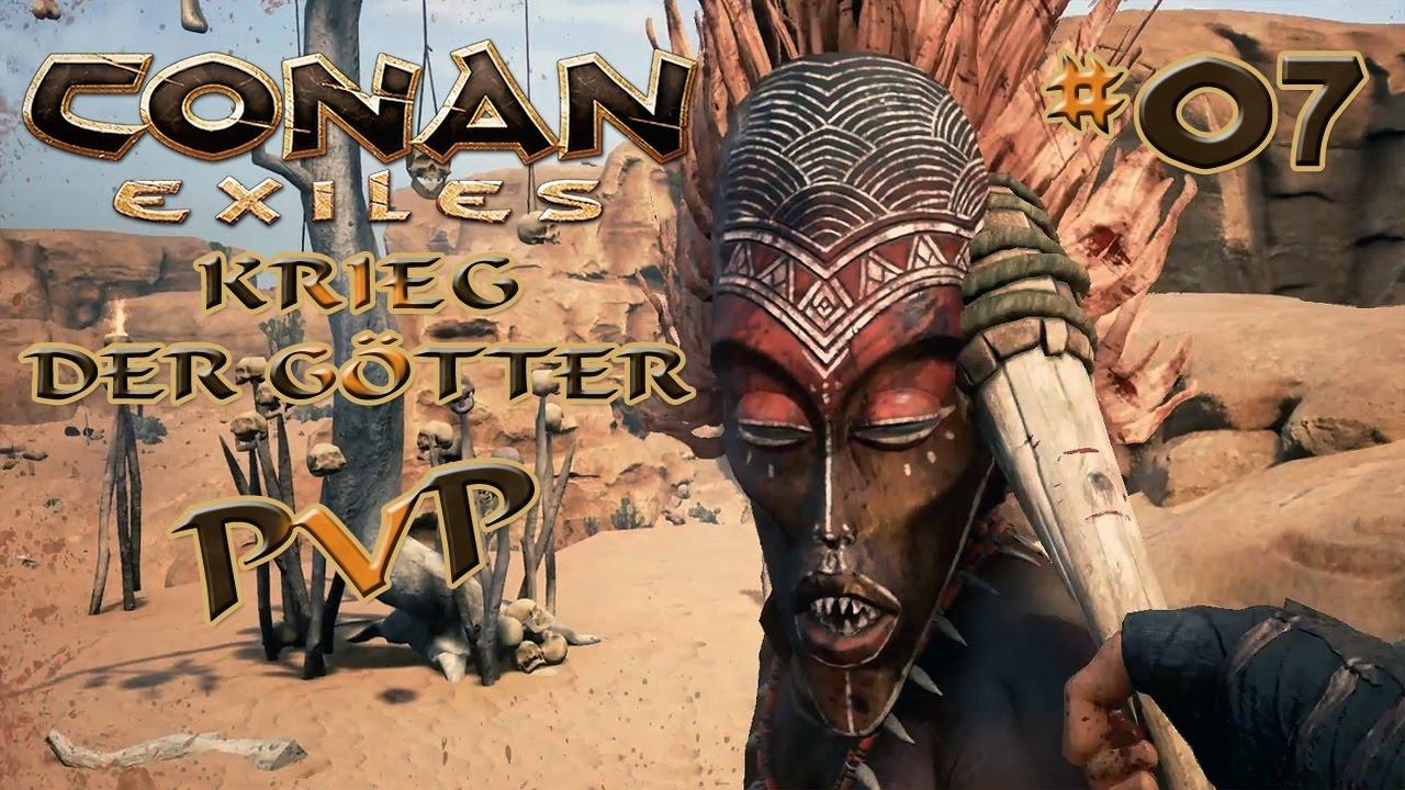 Conan Götter