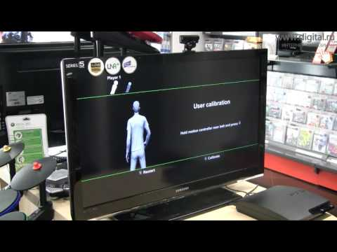 Видеообзор беспроводного контроллера Sony PlayStation Move