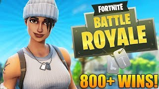 GETTING PRO LEVEL WINS! - 800+ Wins - Level 99 - Fortnite Battle Royale Gameplay - (PS4 PRO)