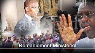 Remaniement ministériel : Avis des dakarois...