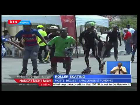 MondayNight News: Skating is getting fans in Mombasa as several sponsors back it with funds,14/11/16
