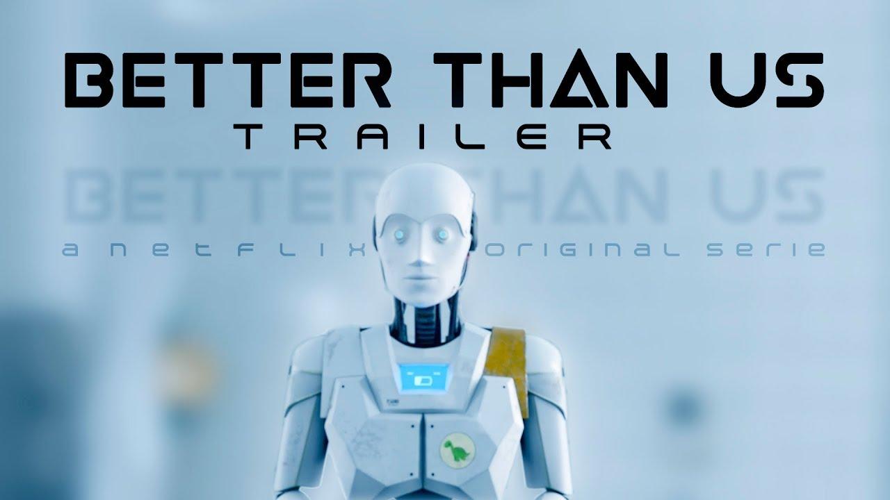 Better Than Us: Trailer der Sci-Fi-Serie bei Netflix